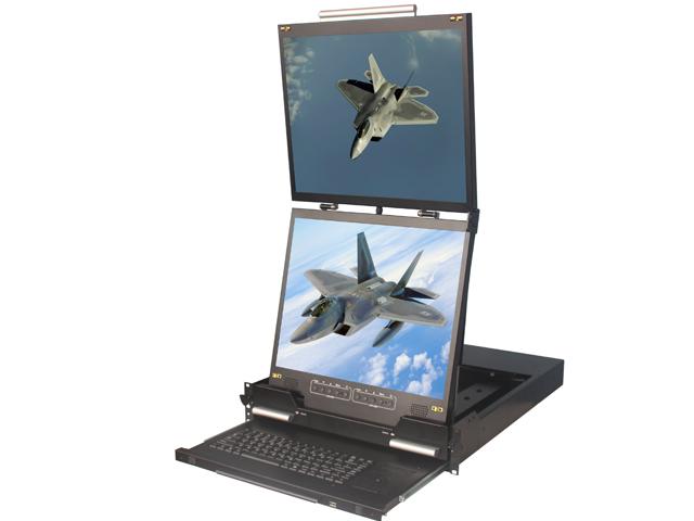 Double Ecran Vertical avec clavier