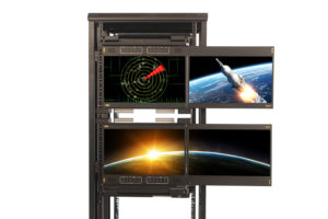 clavier ecran quadruple LCD HD
