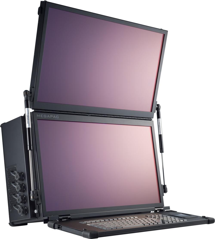 Ordinateur Portable MegaPAC L2 24 pouces 4K