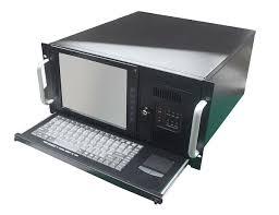ordinateur PC rackable 19 pouces avec LCD