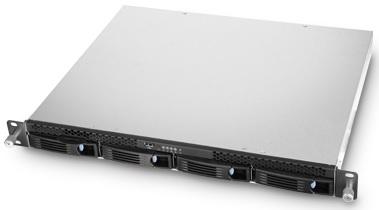 serveur rackable 1U faible profondeur 4 ports SATA