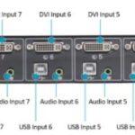 console_clavier_ecran_DKM_KVM_8_ports_DVI_I_HD